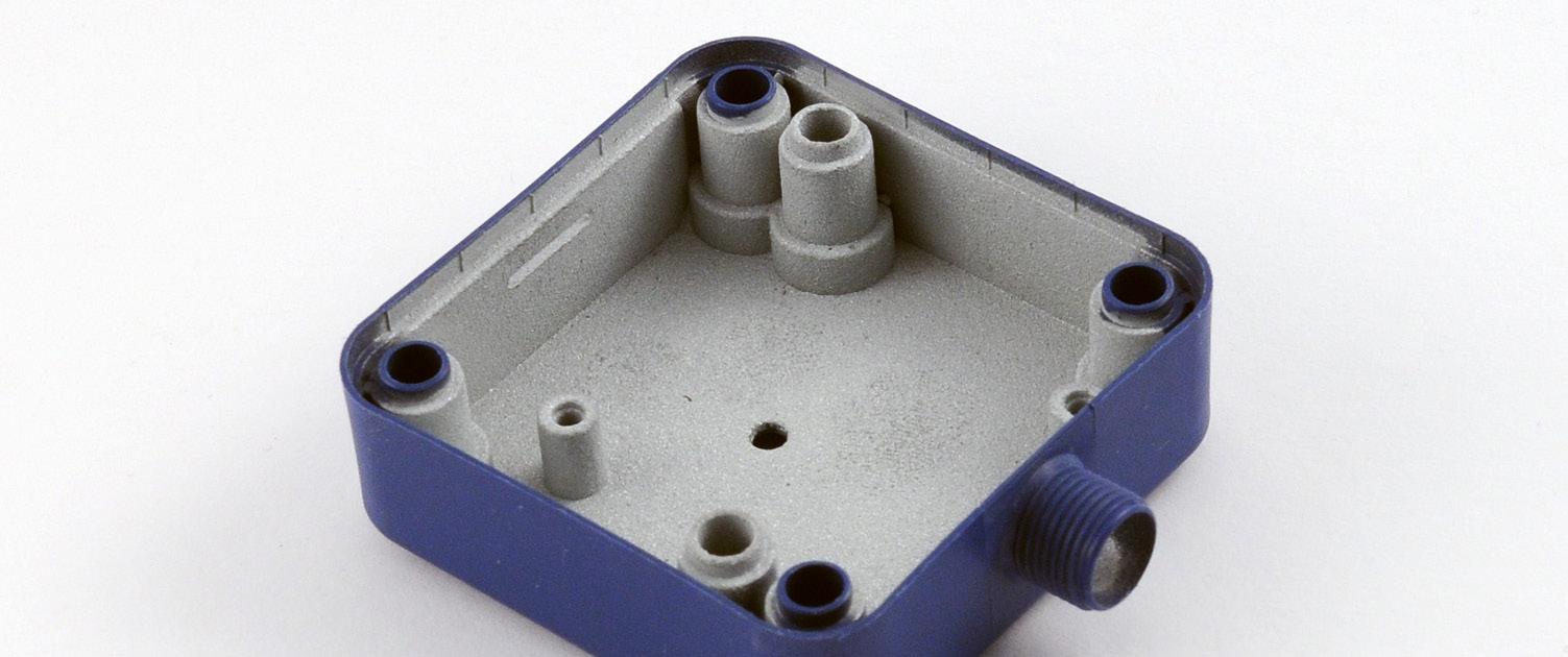 EMV-Kunststoffgehaeuse