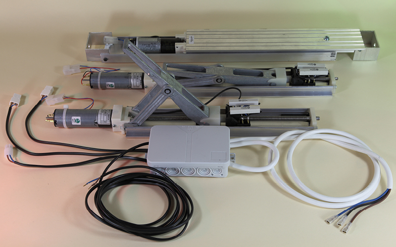 Hubmodul_Teleskopelement_Paket